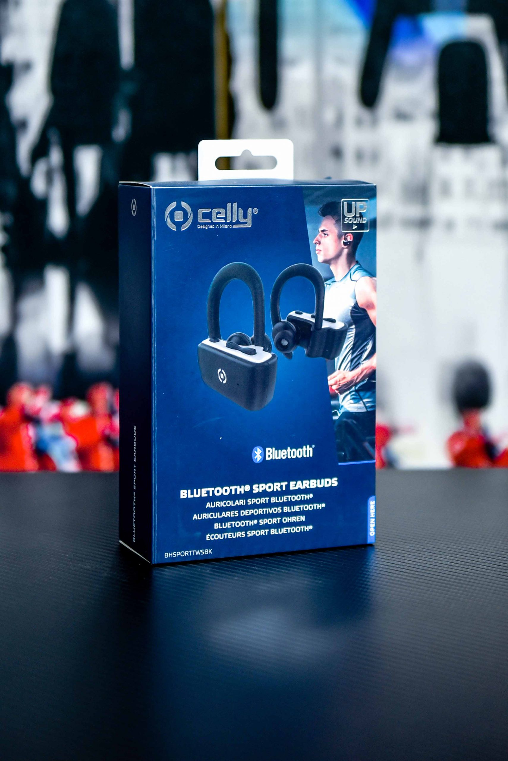 Celly Bluetooth Earbuds in Qatar