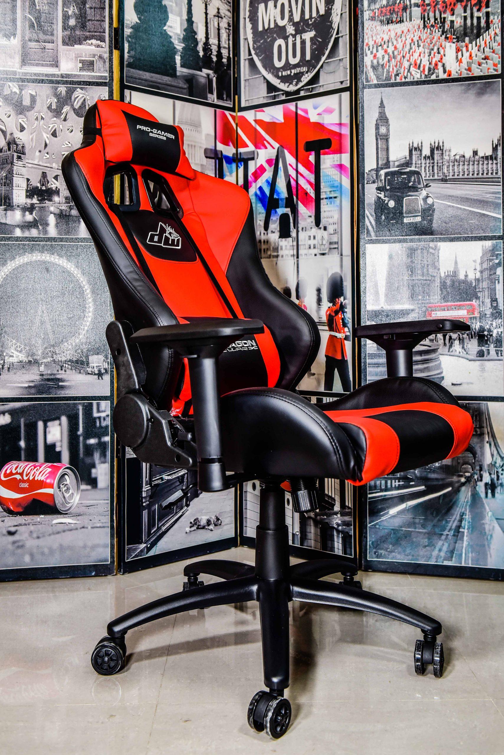 DRAGON WAR Pro-Gamer Chair