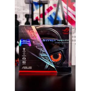 Strix Wireless Gaming Headset in Qatar