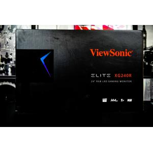 View Sonic Elite Monitor XG240R in Qatar