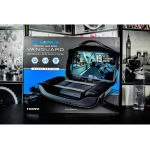 Gaems Vanguard Portable Screen with bag for console in Qatar
