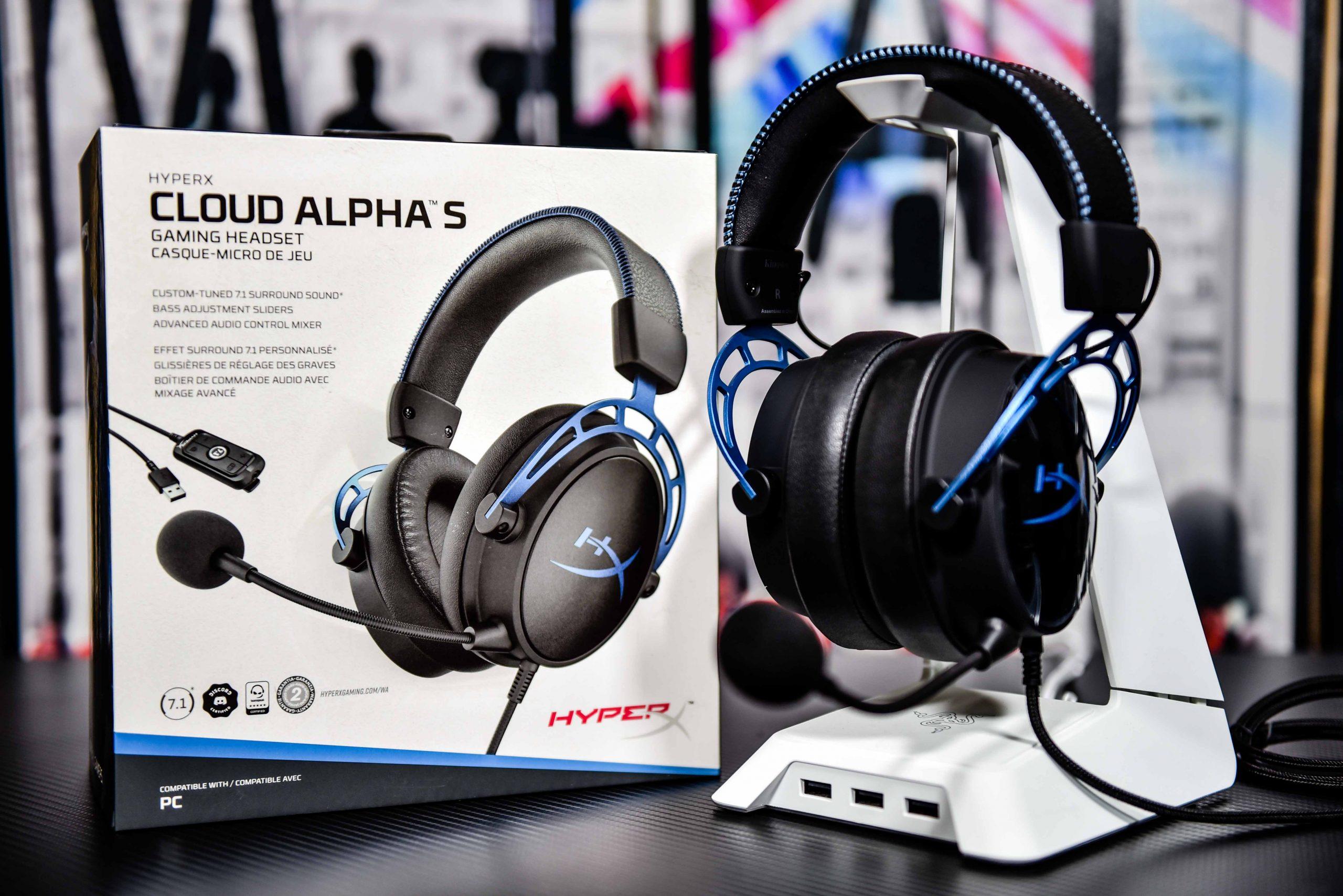 Cloud Alpha's Gaming Headset