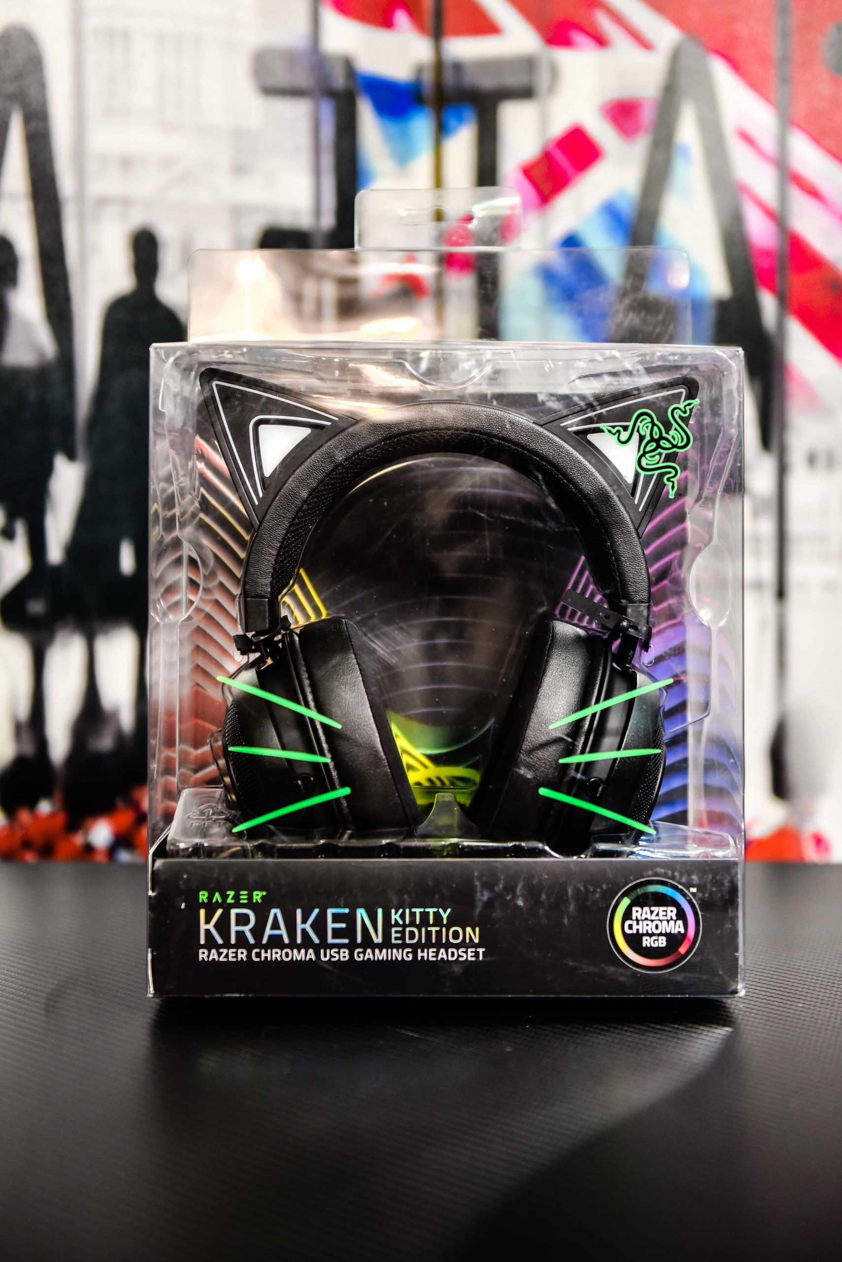Razer Kraken Kitty Edition in Qatar