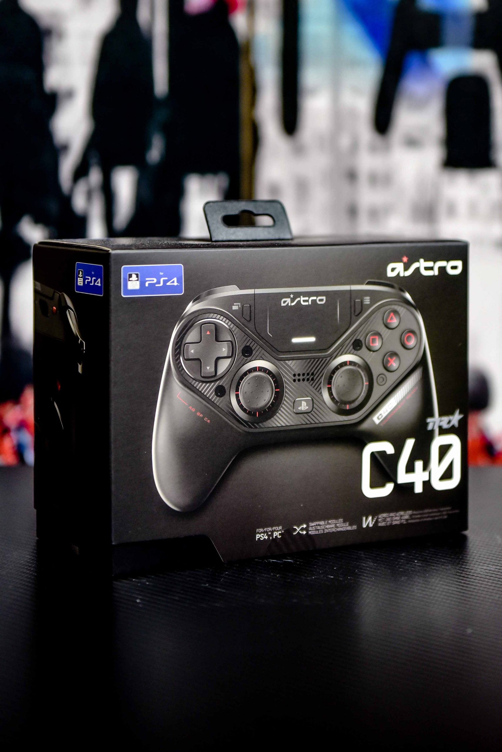 Astro PS4 Controller in Qatar