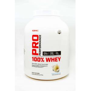 GNC PRO PERFORMANCE WHEY Protein Vanilla Cream
