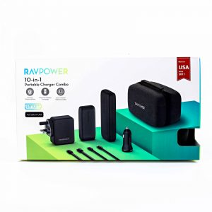 RAVPOWER 10 in1 Portable Charger Combo