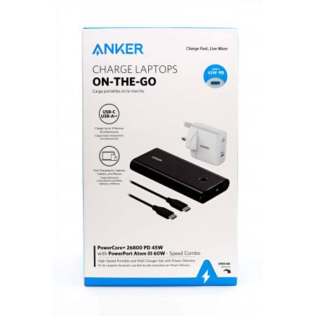ANKER Charge Laptops On THE GO