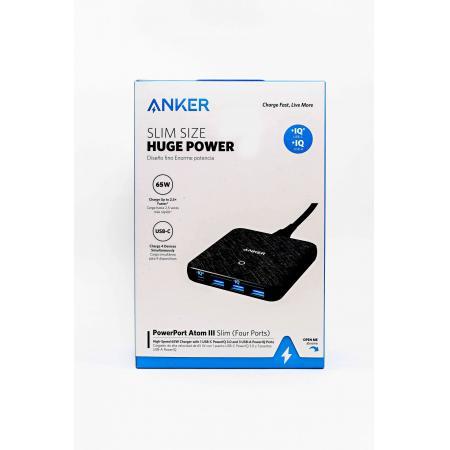 ANKER Power Port Atom 3 Charging Station