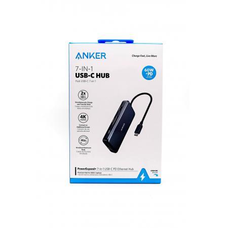 Anker Power Expand + USB Hub