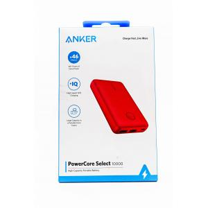 ANKER Power Core Select Red Power Bank