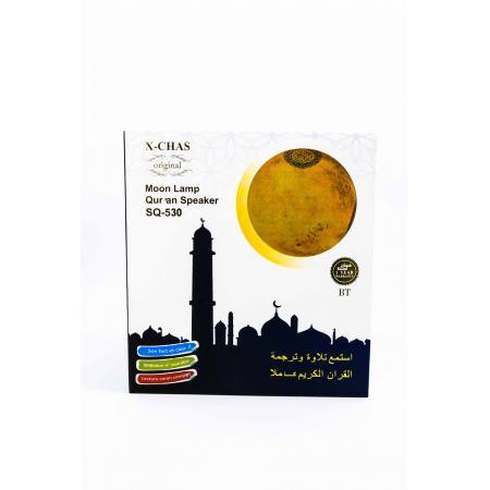 Moon Lamp, Quran Speakers SQ-530 X-CHAS