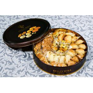 Dolci Sera's Round Box Arabian Sweets