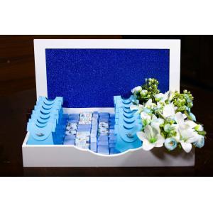 Dolci Sera's Blue Chocolate Tray