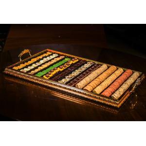 Dolci Sera's Mix Chocolate and Salty Tray