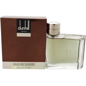 Dunhill London Brown Eau de Toilette for Men
