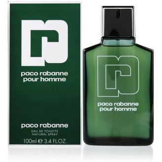 Paco Robanne Pour Homme Eau De Toilette Spray for Men