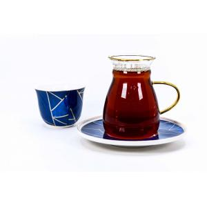 Turkish Design  Set of Tea & Coffee Cups, With all their Essentials.