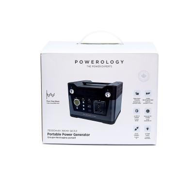 powerology Power Bank generator